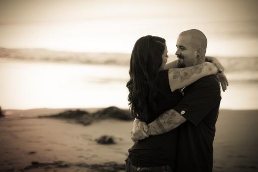 Nicole and Daniel