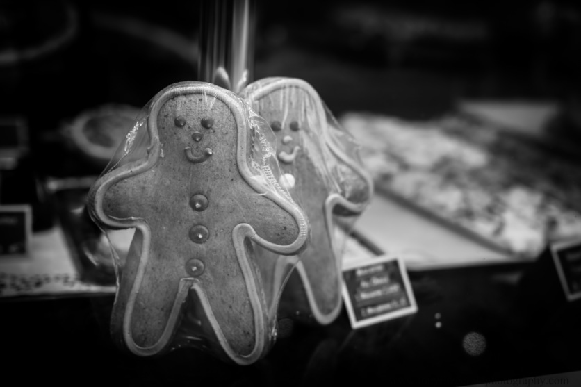 Gingerbread men in France