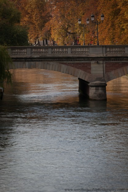 Strasbourg France, bridge