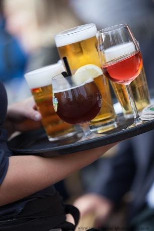 beer in Amsterdam