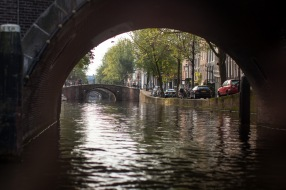 bridges in Amsterdam