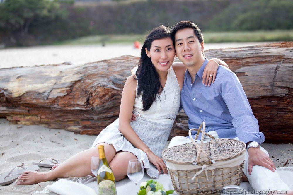 Engagement photos at Natural Bridges (4 of 10)